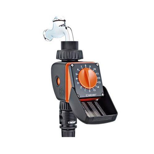 Programmatore irrigazione Claber 15 programmi preimpostati Logica Aquauno 8422