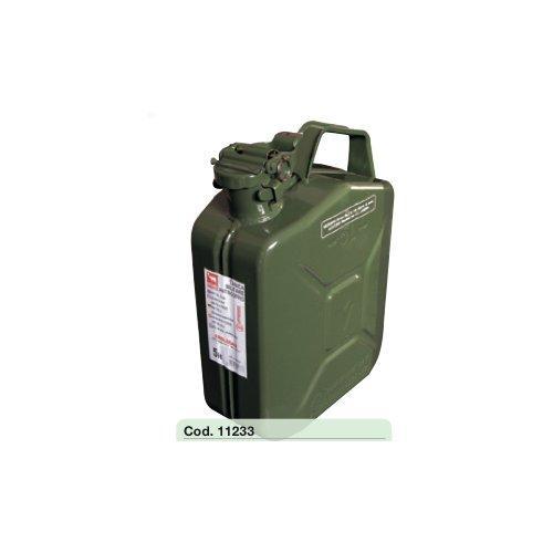 Tanica carburante Co Ra Verde militare 5 L 11233