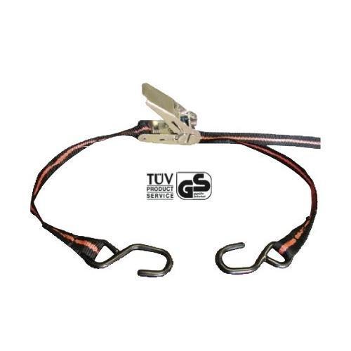 Cinghia fermabagagli con tensionatore cricchetto 450 x 2,5  cm Co Ra 0120168