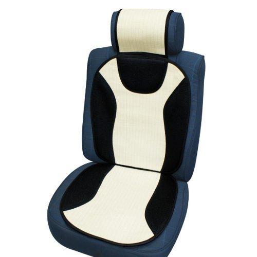 Coprisedili auto Co Ra Sport Fresh Nero e Bianco 0127501