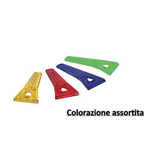 Raschiaghiaccio Co Ra colore assortito 7,5 x 17  cm 001128210PZ