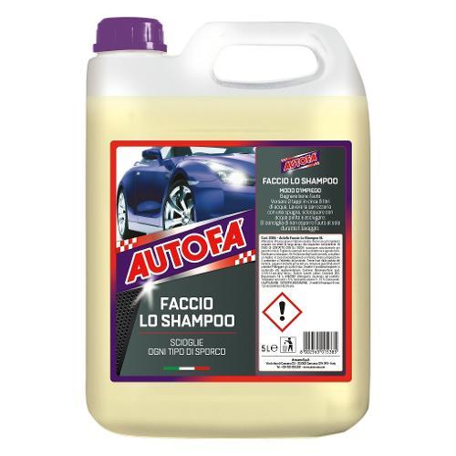 Detergente auto Arexons Autofà Tanica 5,0 lt 1538