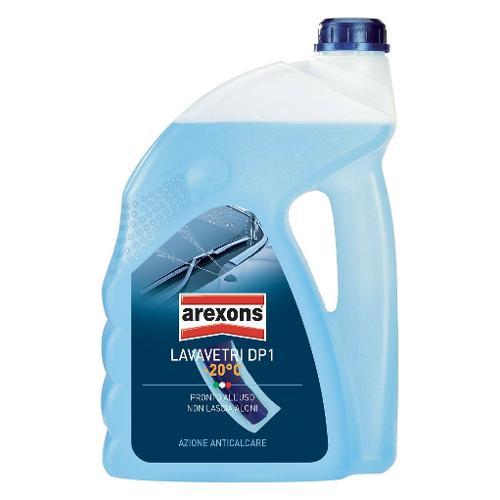 Liquido vetri auto Arexons DP1 Tanica lt 4,5 8415