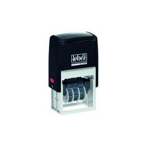 Timbro datario automatico L. 5cm Lebez Printer S-400