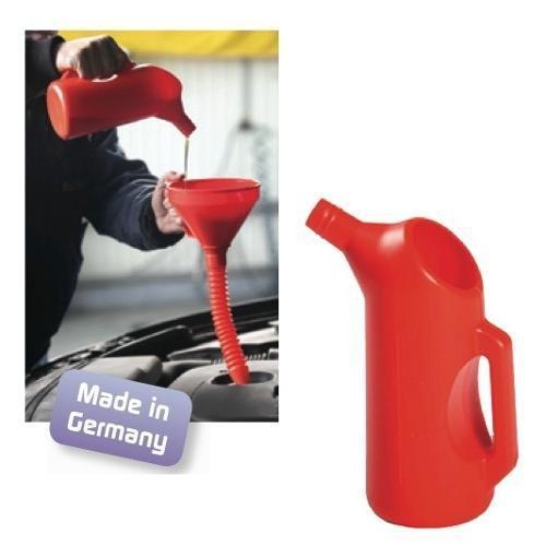 Caraffa cambio olio Co Ra 001128257 Arancio 1 L