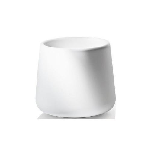 Vaso arredo interno ed esterno Magis Tubby bianco 60 x 45 x 45  cm AC732 B
