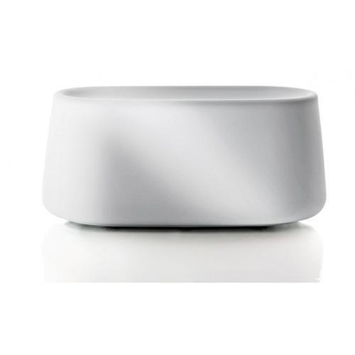 Vaso arredo interno ed esterno Magis Tubby bianco 100 x 45 x 45  cm AC734 B