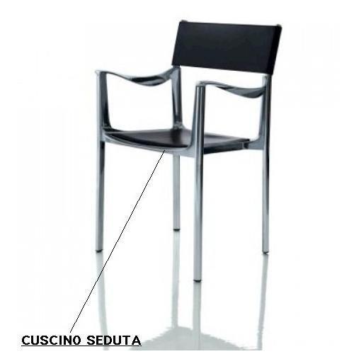Cuscino sedia Magis SD1792 N