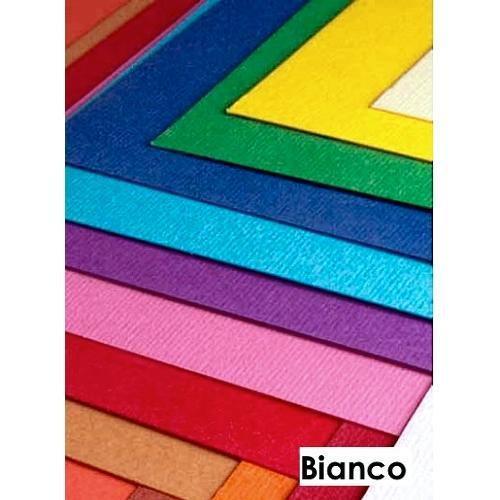 Cartoncino colorato cf. 3 fogli Bianco 50 x 70 cm Elle Erre Fabriano 43350700