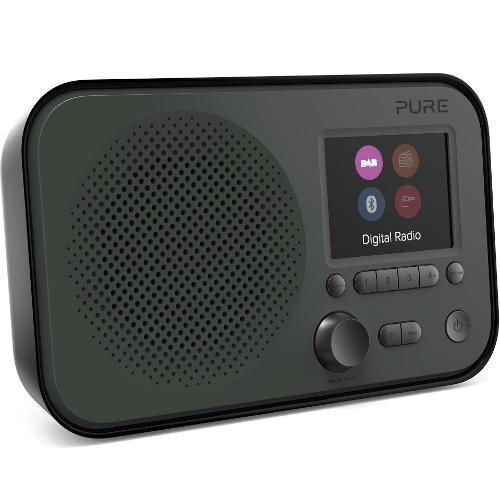 Radio Pure Elan E3 Nero 151063