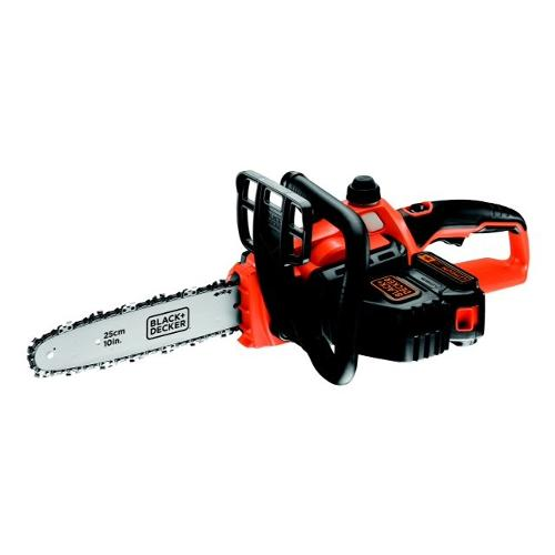 Motosega elettrica Black & Decker Batteria 18V L.  25 cm GKC1825L20-QW