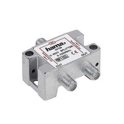 Splitter antenna Hama SAT Splitter 39044126