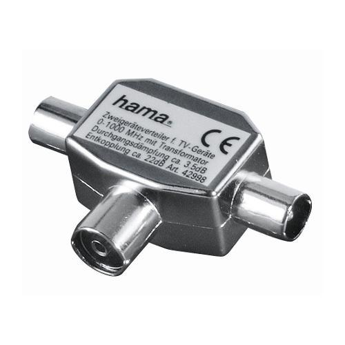 Splitter antenna Hama Antenna Splitter 39122469