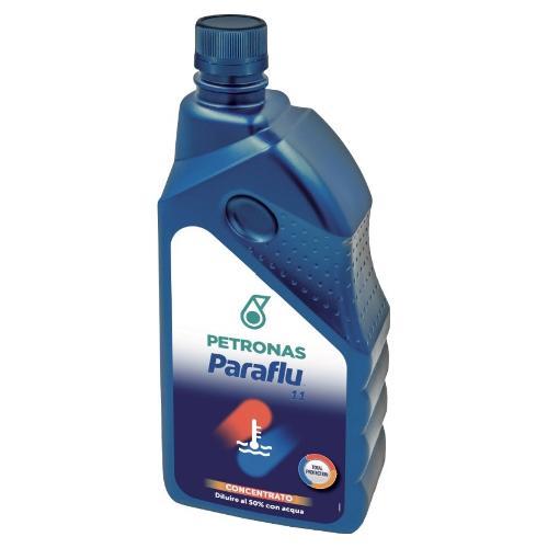 Liquido radiatore Petronas da -40° a 125°C Paraflu 11 Blu Flacone 1,0 lt 8078