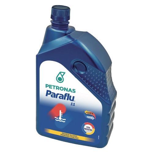 Liquido radiatore Petronas da -40° a 125°C Paraflu 11 Azzurro Flacone 2,0 lt 8079