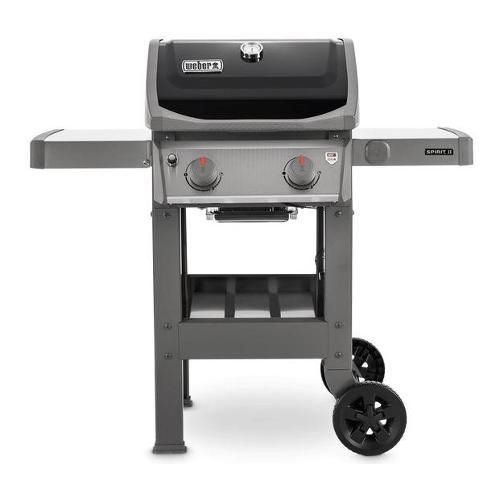 Barbecue Gas Weber 44010129 Spirit Spirit II E-210 GBS Black 44010129 Black
