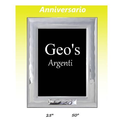Portafoto Geo's Anniversario 25° 1010/3