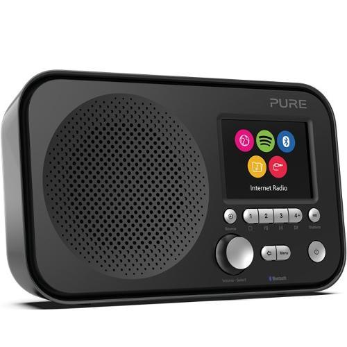 Radio Pure Elan IR5 Nero 154120