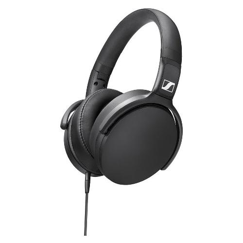 Cuffie microfono filo Sennheiser HD 400S 508598 - Stereo Circumaurali Over The Ear Mini-jack 3,5 mm