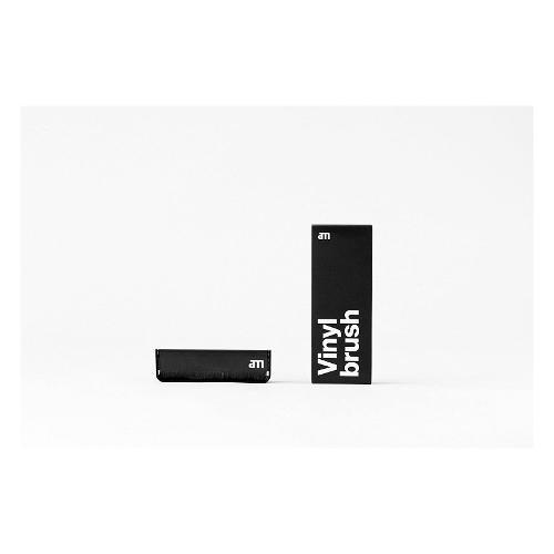 Kit Pulizia Vinile AM CLEAN SOUND AM CLEAN SOUND Vinyl Brush
