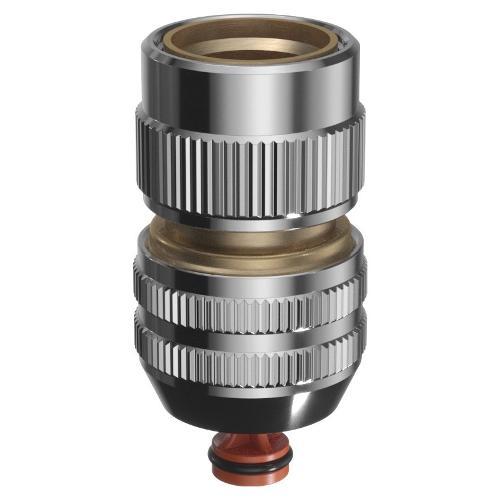 """Raccordo automatico irrigazione Claber Metal Jet per tubi 5/8"""" 9611"""