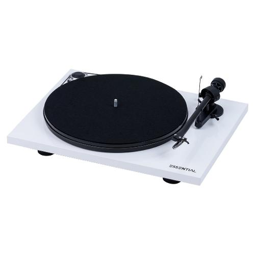 Giradischi Pro-Ject Essential III Bluetooth Bianco ESSENTIAL III BT WEISS