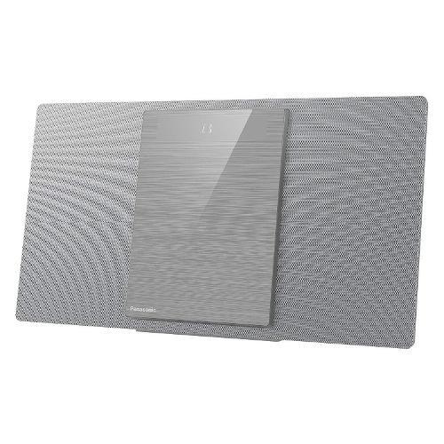 Compatto HI FI Panasonic SC-HC412EGS Silver