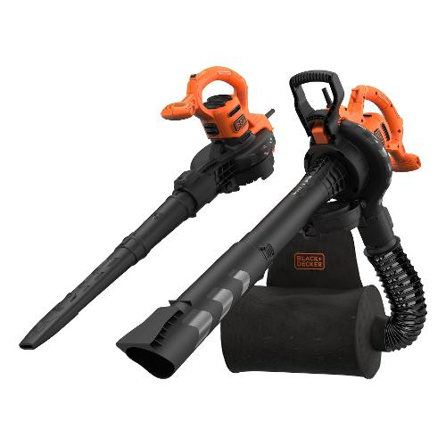 Aspirafoglie elettrico Black & Decker 2900 W BEBLV290-QS