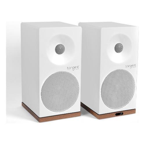 Coppia casse acustiche Tangent Spectrum X5BT Bianco