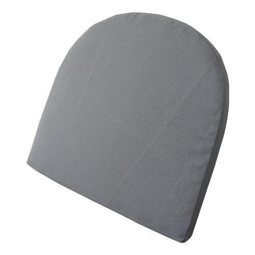 Cuscino poltrona Amicasa Cuscino Seduta Sagomata 45x45 cm Taupe Sfoderabile Taupe