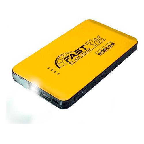 Avviatore emergenza power bank Deca FAST 7K 12 V 380600