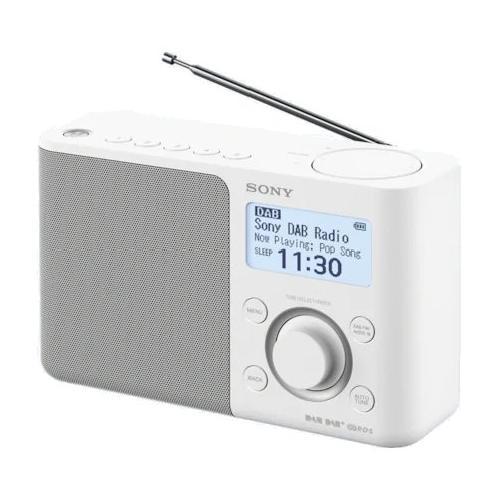 Radio Sony XDRS61W Bianco XDRS61DW