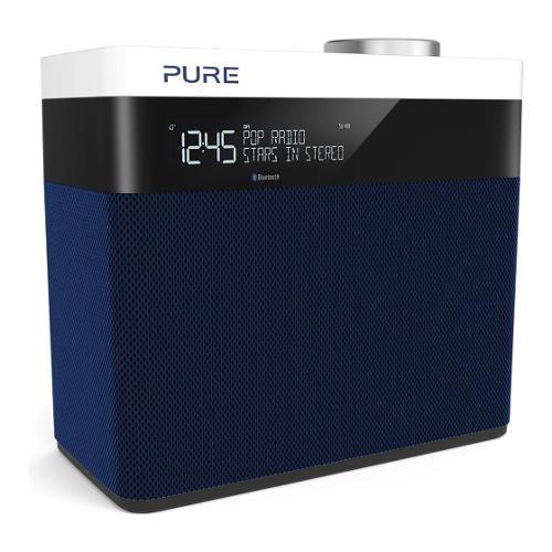 Radio Pure Pop maxi S Blu 151068