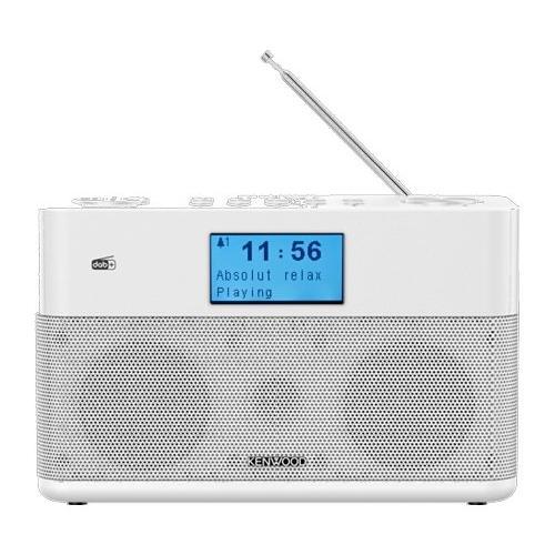 Radio Kenwood CR-ST50DAB-W Nero CR-ST50DAB-W