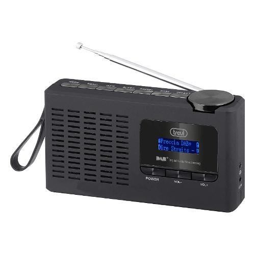 Radio Trevi DAB 7F94 R Nero 0DA7F9400