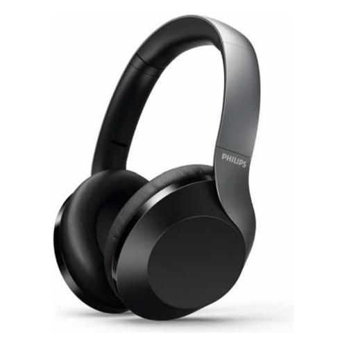 Cuffie microfono bluetooth Philips H805 Hi-Res Audio TAPH805BK/00 - Sovraurali On Ear Wireless Stereo