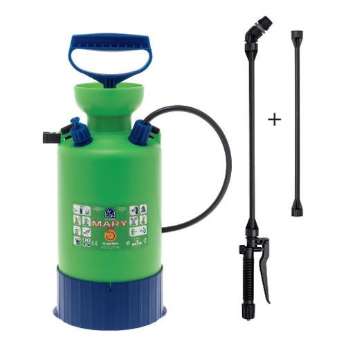 Nebulizzatore a pressione Di Martino Mary 4003N Gdm Professional verde e blu 5 L