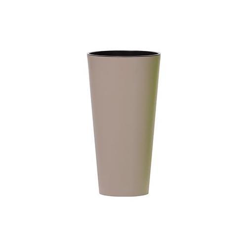 Vaso piante Prosperplast Tubus AL76/M9 polipropilene sabbia D. 40 x h. 75  cm