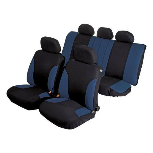 Coprisedili auto Co Ra Favorit Blu e Nero 0128910