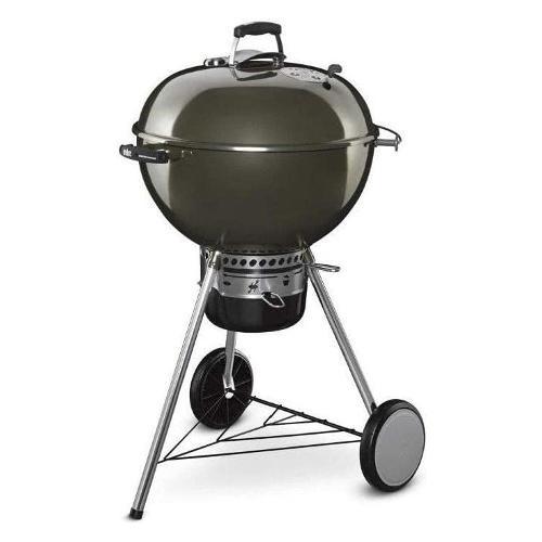 Barbecue Weber Master Touch GBS E-5750 Smoke 14710053 Carbone Smoke