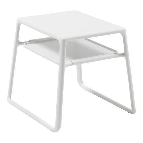 Tavolino fisso esterno Nardi Tavolino basso POP Bianco 40048.00.000