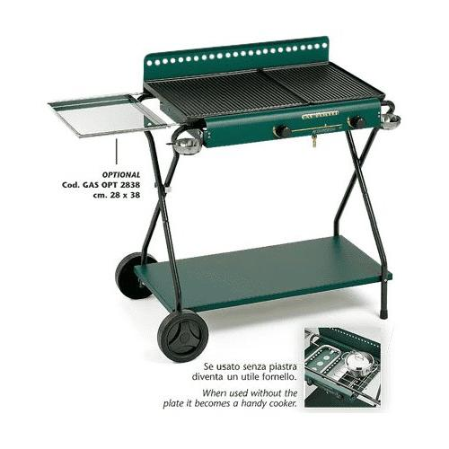 Barbecue Ompagrill GAS4071/C Gas