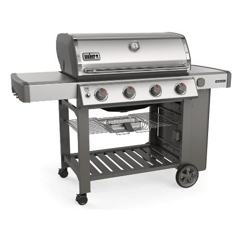 Barbecue Weber Genesis II S410 GBS Acciaio Inox 62001129 Gas