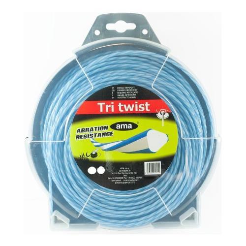 Filo decespugliatore Ama 90971 azzurro 3,3 mm 46 m