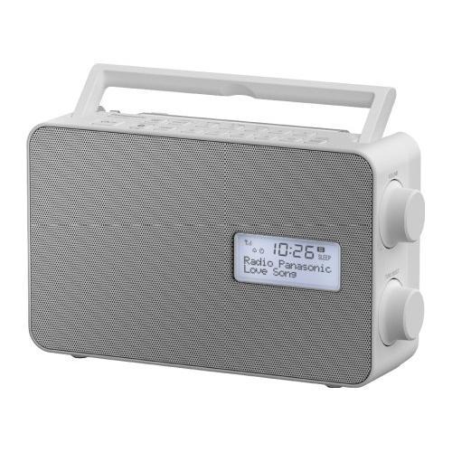 Radio Panasonic RF-D30BTEGW RF-D30BTEG-W