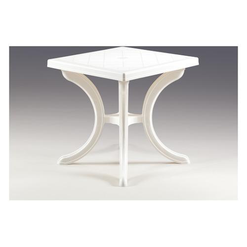 Tavolo Monopoli 70x70 Bianco 161