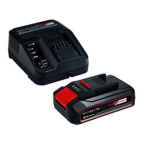 Caricabatterie Einhell 18 V 2,5 Ah 4512097