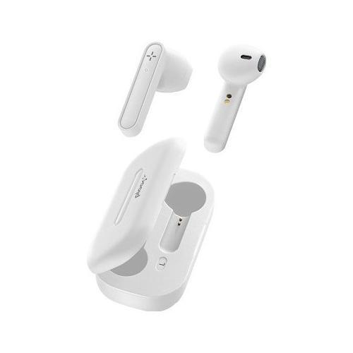 Auricolari microfono bluetooth Cellular Line Ploos PLBTTWSCAPW - Tradizionali Earbuds True Wireless