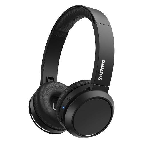 Cuffie microfono bluetooth Philips H4205 BASS Boost TAH4205BK/00 - Sovraurali On Ear Wireless Stereo