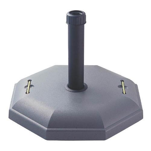Base ombrellone Amicasa NTH32-G1 D. 50cm 32Kg Grigio